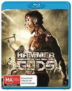 Hammer-Of-The-Gods-Blu-ray-2013-Terrific-Condition