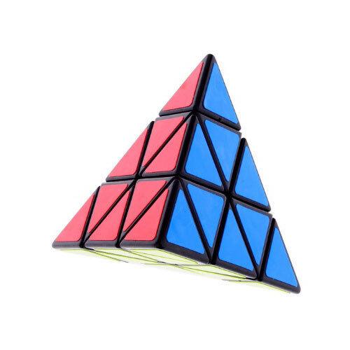 Shengshou pyraminx speed cube pyramid magic cube 3x3 black Speed Twist Puzzle