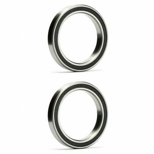 6704-2RS  20x27x4 Rubber sealed Bearing 2