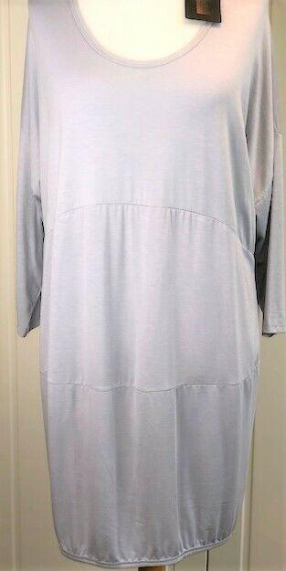 Tunika, Lange Hemd, RESTART, Gr. 3 grau -NEUWARE