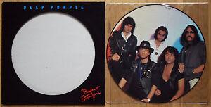 EX-EX-DEEP-PURPLE-perfect-strangers-Vinyl-LP-Picture-pic-disc