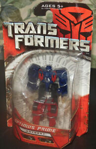 2006-Transformers-Optimus-Prime-3-034-Autobot-Series-8-Legends-Class-New-Sealed-Toy