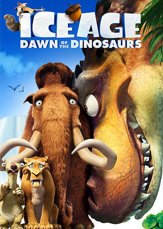 Ice Age Dawn Of The Dinosaurs Dvd 2009 For Sale Online Ebay