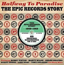 HALFWAY TO PARADISE - THE EPIC RECORDS STORY 1960-1962 (NEW SEALED 3CD SET)