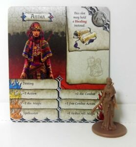 ANTHA-english-Zombicide-Black-Plague-Zombicide-Green-Horde-Heroquest-D-amp-D