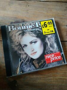 Bonnie-Tyler-The-Best-CD-1993-very-good-condition