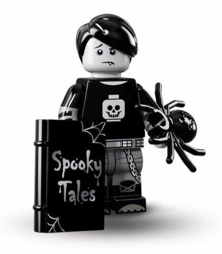 socle Légo 71013 Minifig Figurine Série 16 Spooky Boy fiche