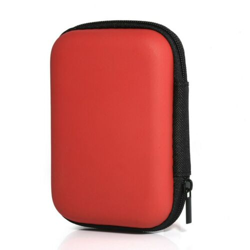 Shockproof Carry Case Cover Pouch For 2.5 USB External Drive Protect Bag Travel