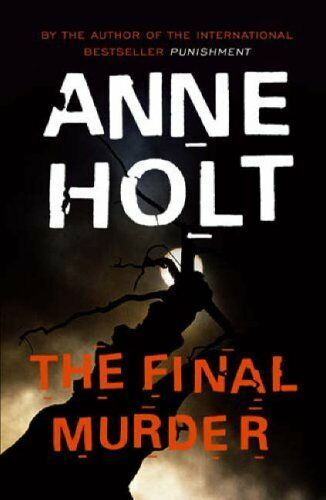 1 of 1 - The Final Murder,Anne Holt- 9781847440402