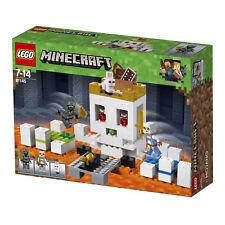 "LEGO® 21145 Minecraft™ ""Die Totenkopfarena"" NEU & OVP"