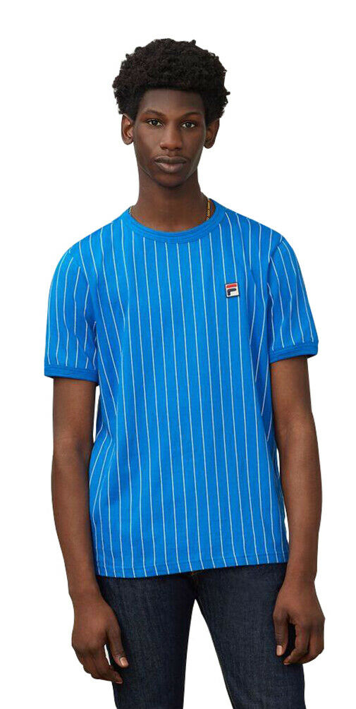 Fila Directoire bluee White Guilo T-Shirt