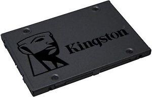"Kingston SSDNow A400 120GB 2.5"" SSD[SA400S37/120G] 740617261196"