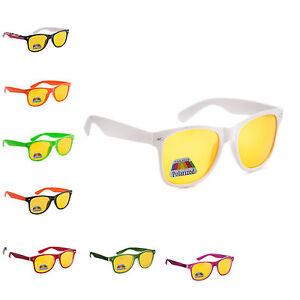 Gafas-de-Vision-Nocturna-Conduccion-Anti-Brillo-Gafas-De-Sol-controlador-amarillo-de-prevencion