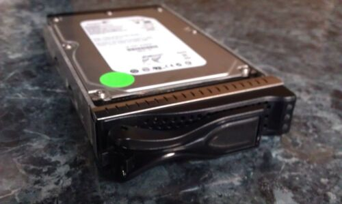 Seagate ST3750640NS 750GB LSI 23812-01 Hard Drive in Bracket w//Interposer