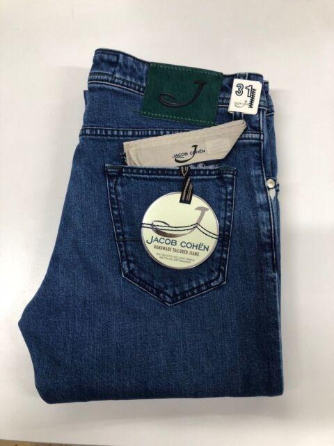 nuovo di zecca b9092 a1324 Men's Jeans JACOB COHEN PW622 COMF 00540W3-5002 Denim 003 Winter 2018/19