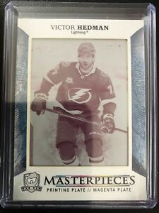 2017-18-The-Cup-Victor-Hedman-Lightning-Masterpieces-Magenta-Printing-Plate-1-1