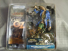 Mcfarlane's Monsters Twisted Land of Oz The Scarecrow Action Figure 2003 Mint