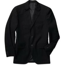 George Men's Classic Suit Jacket 38 Short Black | eBay