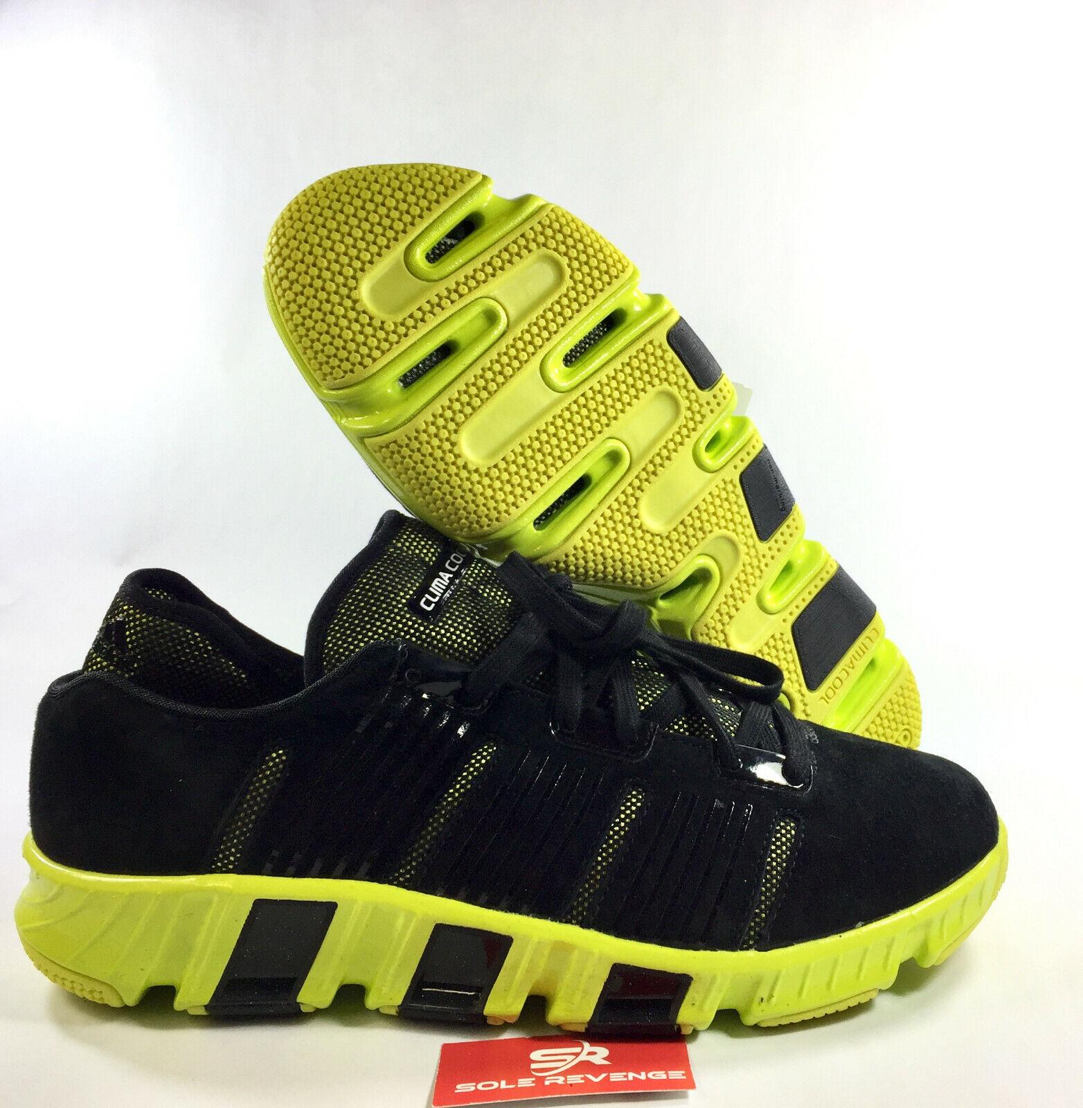 NEW 9.5 adiidas Clima 360 Low Black Mens Basketball shoes G20843