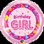 Age-1-An-Joyeux-1st-Anniversaire-Qualatex-Ballons-Helium-Fete-Garcon-Fille miniature 12