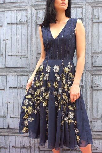 Floral Robe Virgos Yaley Soir de Lounge 5qwSxPY