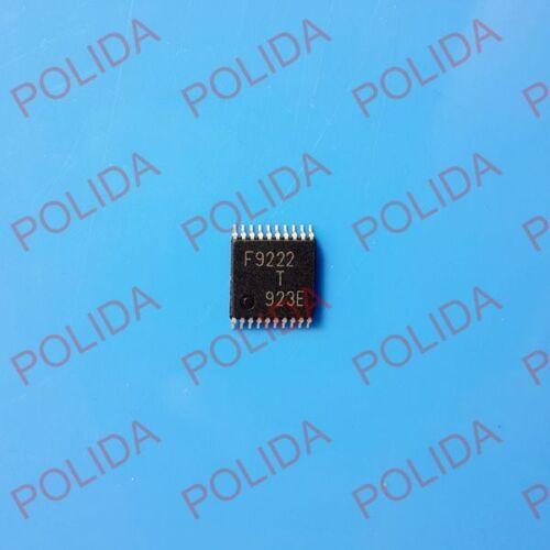 5PCS Microcontrôleur Unit Ic NEC//RENESAS SSOP 20 UPD78F9222MC-5A4-A UPD78F9222MC UPD78F9222 F9222