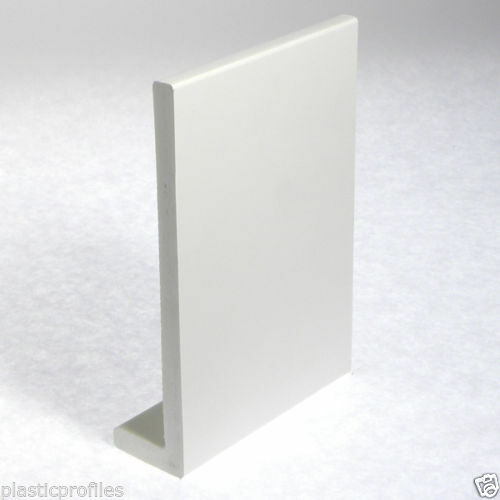 Plastic UPVC Fascia Cover Board Window Sill Cill 2.5 Meter Length Various Widths