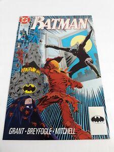 Batman-457-Raro-2nd-Segunda-Estampado-1st-Tim-Drake-como-Robin-Gran-Forma