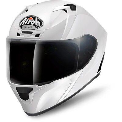 "blanc-rouge Airoh Valor /""SAM/"" Casque Moto AU États-Unis-design taille S 55//56 Casque"