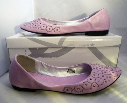 New Closed Gems Eu Lilac Shoe 3 With 36 Ladies On Toe Marwan Uk Flat Toes Heel zE6nEwr1q