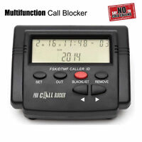 Pro Call Blocker - Block Telemarketers Calls Nuisance Scams Frauds Max 1,500