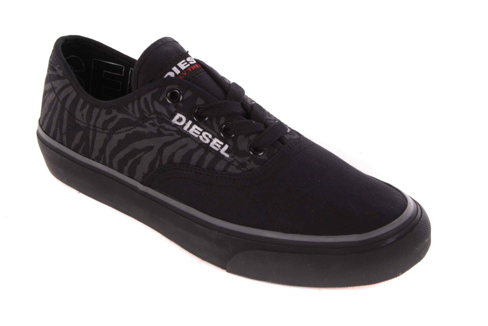 DIESEL scarpe da ginnastica Donna Scarpe normalissime Nero | Elevata Sicurezza  | Uomo/Donne Scarpa