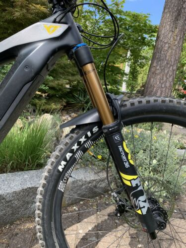 2x Mudguard Fahrrad Schutzblech alle MTB Ebike z.b Fox Focus Cannodale GT uvm.