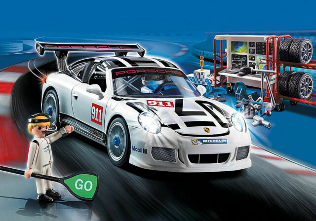 Playmobil - Sports & Action - Porsche 911 GT3 Cup