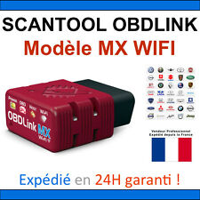 Valise diagnostique auto Pro Multimarque Obd2 Diagnostic OBDLINK MX WIFI VCDS