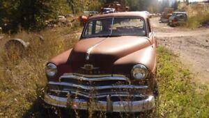 1951 Plymouth  4dr sedan for sale