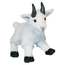 9 Inch Maggie Mountain Goat Plush Stuffed Animal by Douglas