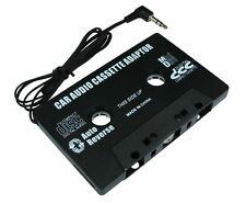 Gc1143 AUDIO (3.5 mm) STEREO AUTO CONVERTITORE DA CASSETTA-Nero