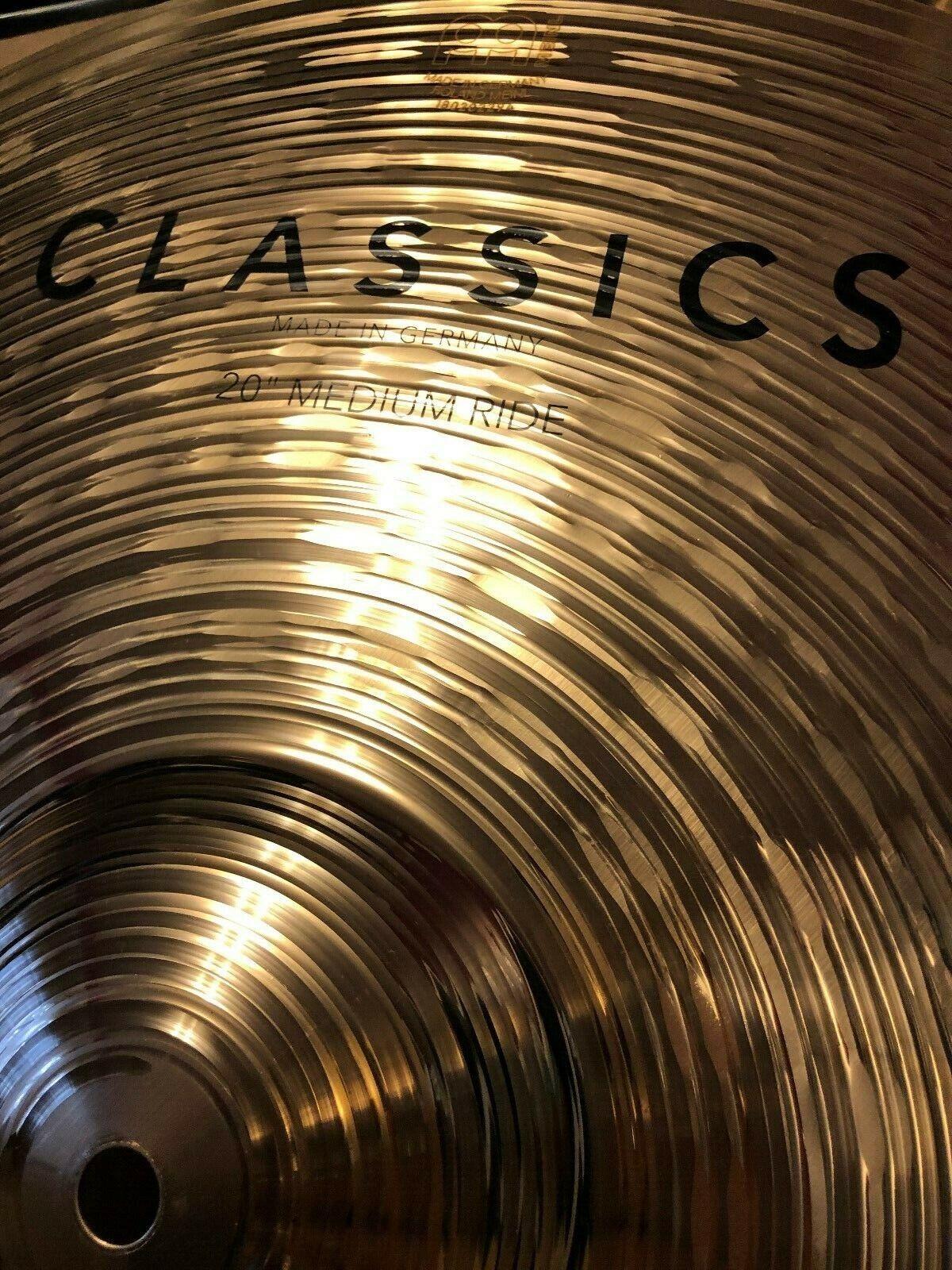 Meinl 20  Classics Medium Ride Cymbal C20MR