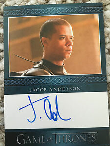 Game-of-Thrones-Season-5-Autograph-Card-Jacob-Anderson-as-Grey-Worm