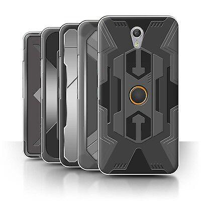 size 40 d38f5 93fa0 STUFF4 Phone Case/Back Cover for Lenovo ZUK Z1 /Armour/Armor | eBay