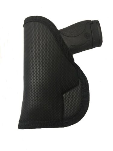 Pocket Conceal Carry Waistband Gun holster For Smith /& Wesson Bodyguard 38