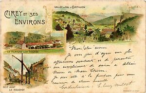 CPA-Cirey-et-ses-Env-Vallee-de-Val-et-CHATILLON-292353
