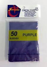 750 Magic MTG Gaming Card Protector Purple Sleeves CP08