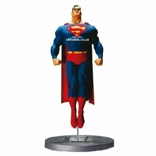 Dc Justice League of America Jla - Cover to Cover Superman Statue Ltd Edt 3000 W
