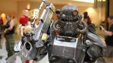 FALLOUT 3 T 45D ARMOUR ! SCALA 1:1 INDOSSABILE COSPLAY (costume armatura armi)