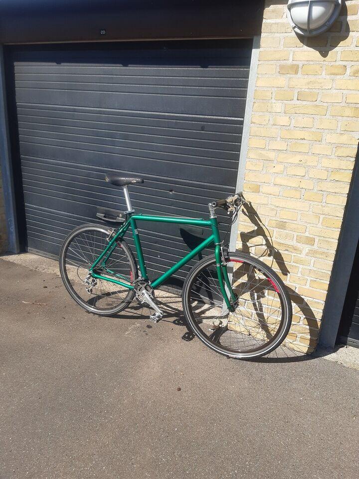 Herrecykel, Heino City bike, 24 gear