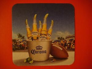 Beer Bar Pub Coaster: Corona Light ~ Find Your Beach For ...