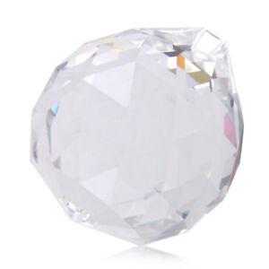 Kronleuchter In Indien Dekoration | 50mm Regenbogenkristall Kugel Luster Kronleuchter Kristall