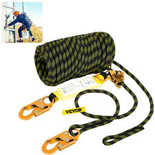 Vevor Vertical Lifeline Assembly Ce Compliant Roofing Fall Protection Rope 100ft